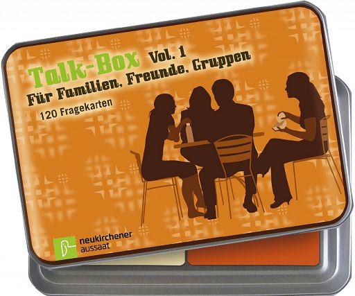 Talk-Box Vol. 1 - Für Familien, Freunde und Gruppen