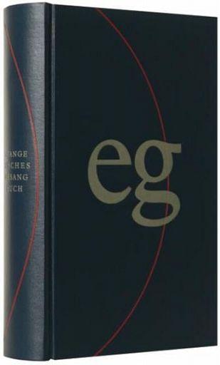 EG RWL - Großdruck Kunstleder/blau