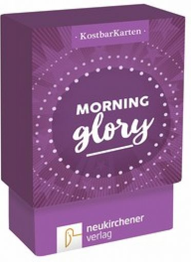 KostbarKarten: morning glory
