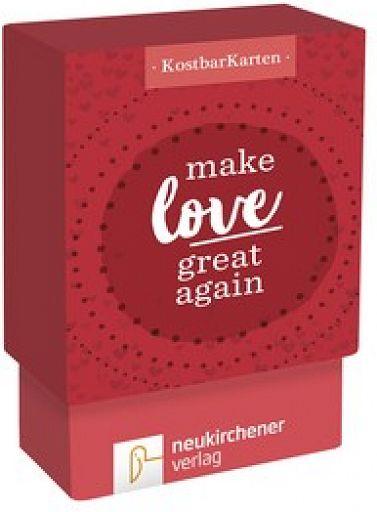 KostbarKarten: make love great again