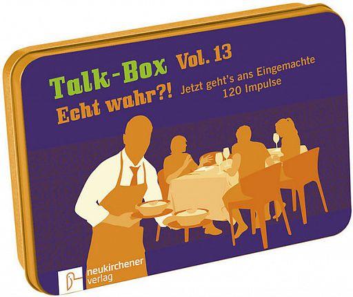 Talk-Box Vol. 13