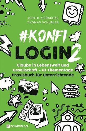 #konfi login 2, Praxisbuch