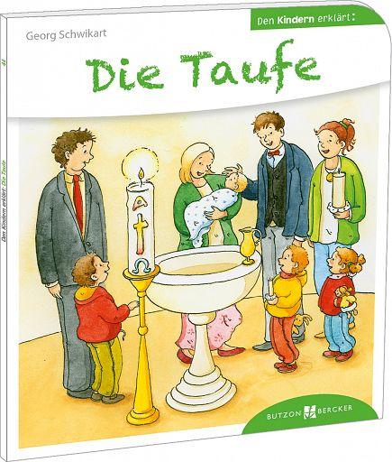 Den Kindern erklärt: Die Taufe