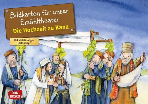 Kamishibai - Die Hochzeit zu Kana