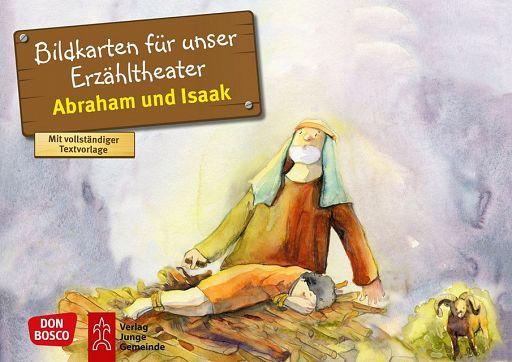 Kamishibai Bildkartenset - Abraham und Isaak