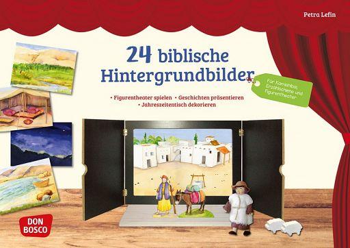 Kamishibai - 24 biblische Hintergrundbilder