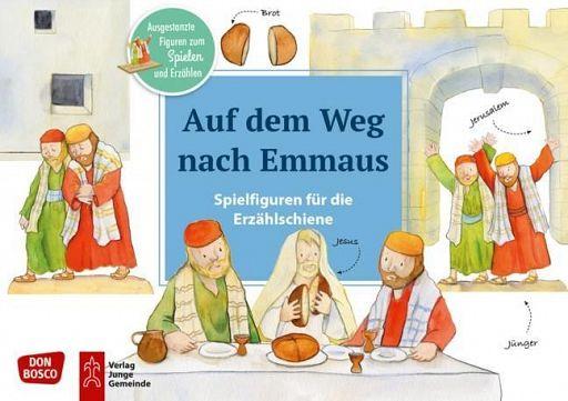 Spielfiguren - Auf dem Weg nach Emmaus