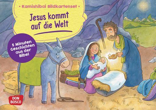 Kamishibai - Jesus kommt auf die Welt