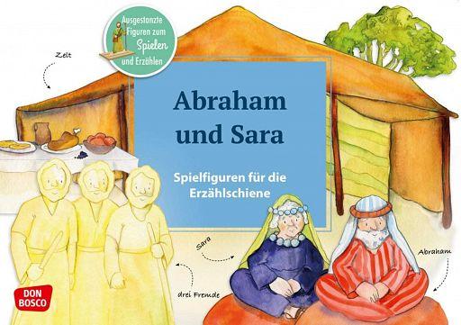 Erzählschiene - Abraham und Sara