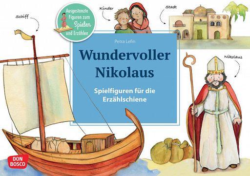 Erzählschiene - Wundervoller Nikolaus