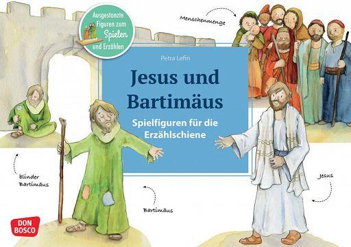 Erzählschiene - Jesus und Bartimäus