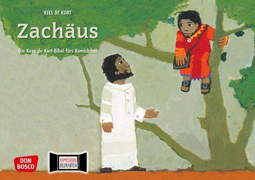Kamishibai - Zachäus