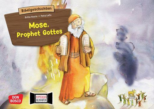 Kamishibai - Moses, Prophet Gottes