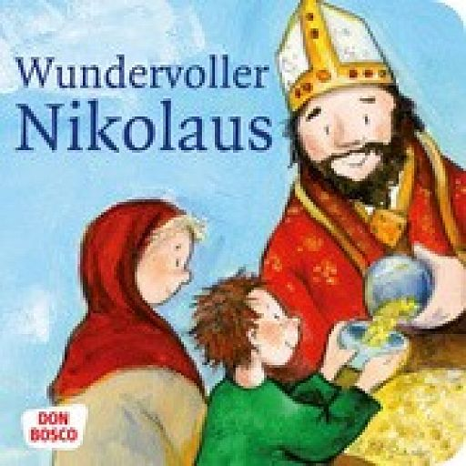 Mini Bilderbuch - Wundervoller Nikolaus