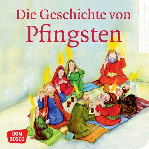 Mini Bibelgeschichte - Die Geschichte von Pfingsten