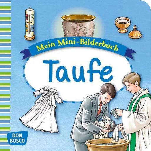 Mini Bilderbuch Taufe