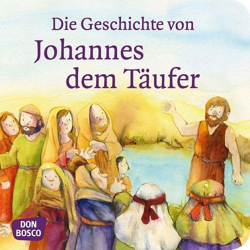 Mini Bibelgeschichte - Johannes der Täufer