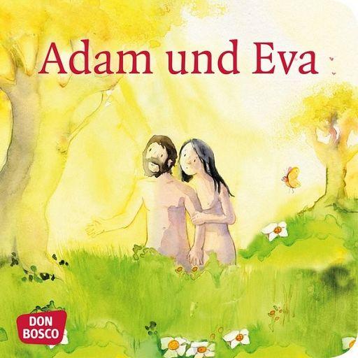 Mini Bibelgeschichte - Adam und Eva