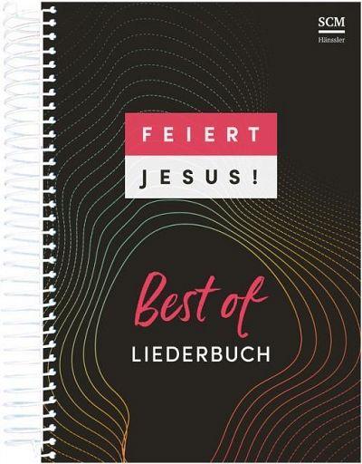 Feiert Jesus - Best of, Ringbuch A4