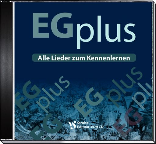 EGplus Lieder Doppel-CD
