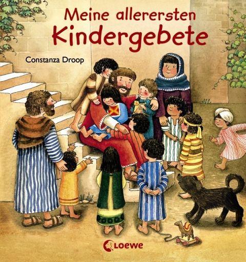 Meine allerersten Kindergebete