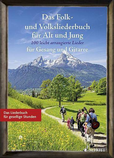 Das Folk- und Volksliederbuch