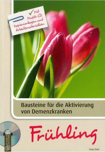 Frühling, Bausteine für die Aktivierung von Demenzkranken