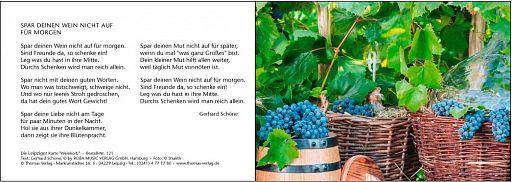 Leipziger Karte Weinkorb