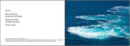 Leipziger Karte: Meer