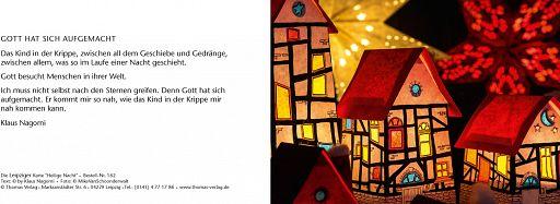 Leipziger Karte: Heilige Nacht