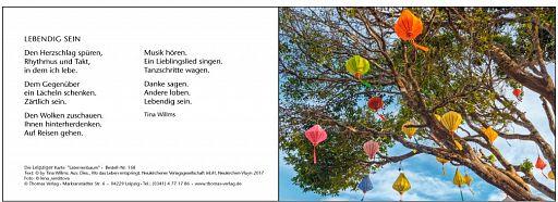 Leipziger Karte: Laternenbaum