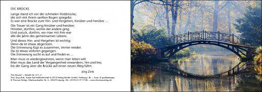 Leipziger Karte: Die Brücke