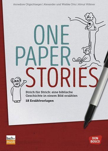One-Paper-Stories - Bibel-Sketchnote