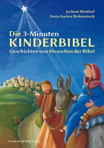 Die 3 Minuten Kinderbibel