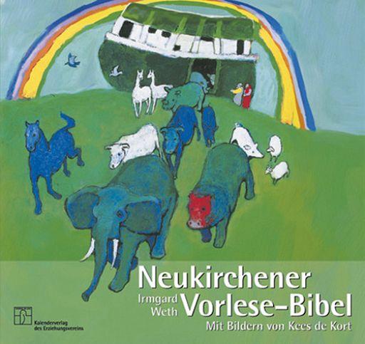 Neukirchener Vorlese-Bibel, gebunden, Großdruck