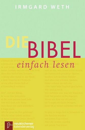 Die Bibel, einfach lesen (kartoniert)