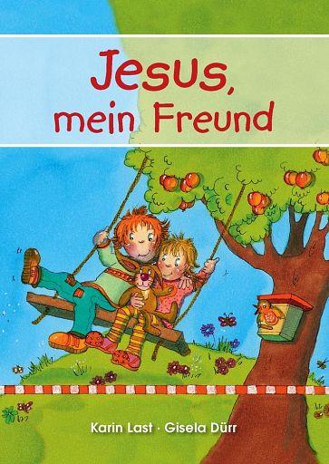 Jesus, mein Freund