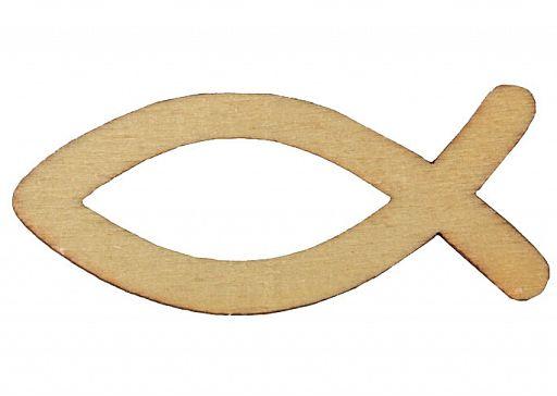 Holzsymbol, Fisch