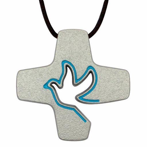 Kreuz mit Taube