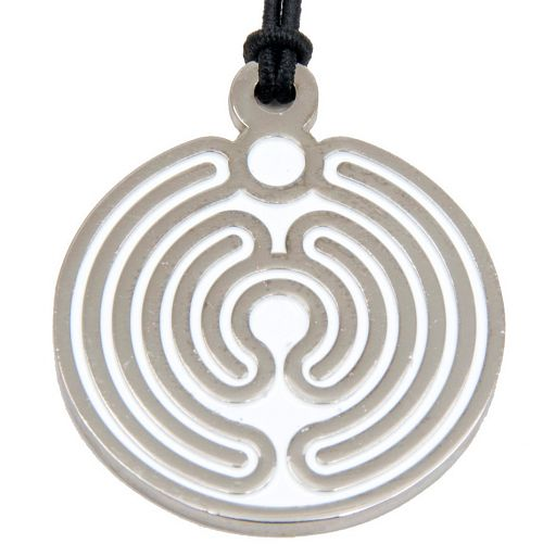 Anhänger: Labyrinth der Barmherzigkeit