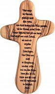 Handschmeichler Kreuz  - Vater unser