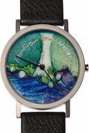 Uhr, Armbanduhr - Lebendiges Wasser