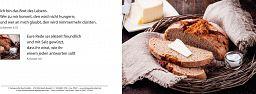 Bibelspruchkarte: Brot und Salz