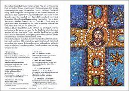 Du gehörst zu Gott, Patenbrief 4-seitig
