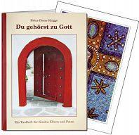 """Taufheft + Patenbrief """"Du gehörst zu Gott"""""""