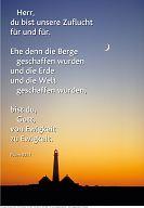 "Schaukastenposter 23 ""Sonnenuntergang"""