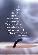 """Schaukastenposter 35 """"Kerze"""""""