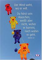 """Schaukastenposter 52 """"Der Wind"""""""