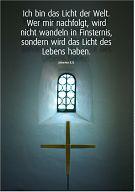 """Schaukastenposter 54 """"Licht der Welt"""""""