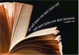 """Schaukastenposter 59 """"Geist und Verstand"""""""
